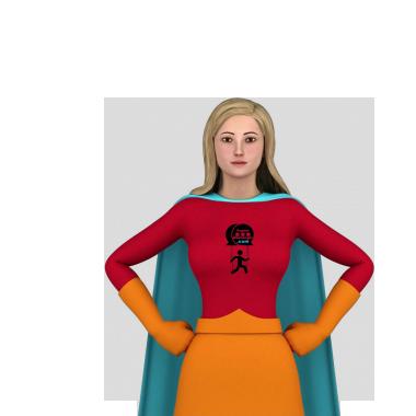 Super Rosie Jill